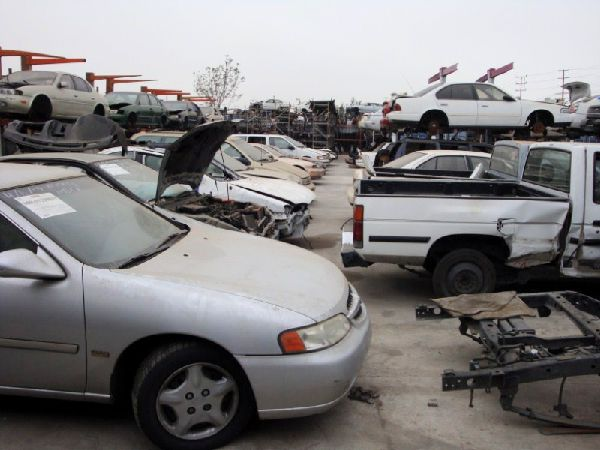 California Auto Wrecking Home Page